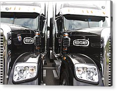 Freightliner Acrylic Print