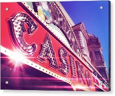 Fremont By Day Acrylic Print by JAMART Photography