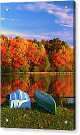 French Creek 2070 Acrylic Print by Scott McAllister