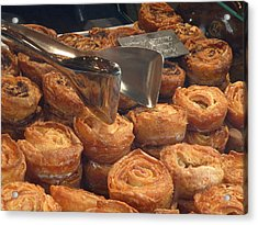French Pastries Acrylic Print