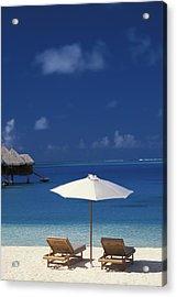 French Polynesia, Bora Bora Acrylic Print