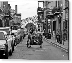 French Quarter Acrylic Print