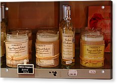 Acrylic Print featuring the photograph French Scent by Richard Patmore