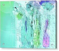 French Still Life - 14b Acrylic Print