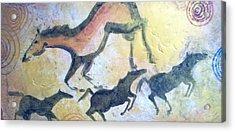 Fresco Acrylic Print
