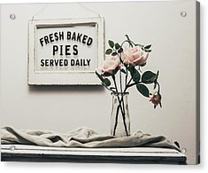 Fresh Baked Acrylic Print by Kim Hojnacki