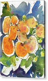 Fresh Pick No.56 Acrylic Print by Sumiyo Toribe