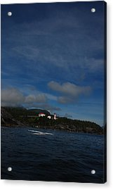 Friendly Cove From A Distance Acrylic Print