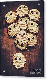 Fright Night Party Baking Acrylic Print by Jorgo Photography - Wall Art Gallery