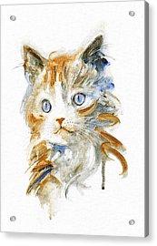Sophie Acrylic Print