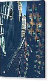 From Above Acrylic Print