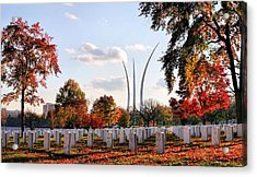 From Arlington Acrylic Print