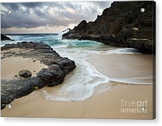 From Here To Eternity Acrylic Print