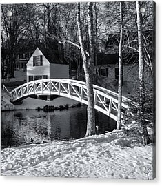From Here To There Acrylic Print