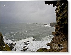 From The Castle Wall Acrylic Print