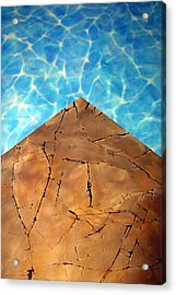 From The Earth Unto The Sea Acrylic Print by Jez C Self