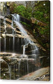 From The Highest Peaks Acrylic Print