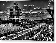 From The Hulman Suites  Acrylic Print