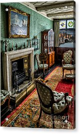 From The Past Acrylic Print by Adrian Evans