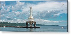 From The Sea Acrylic Print