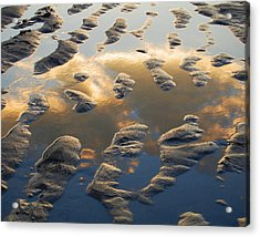 Front Beach Acrylic Print