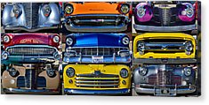 Front Ends Acrylic Print