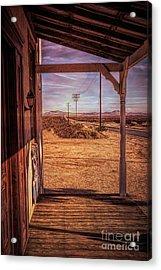 Front Porch Acrylic Print