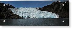 Frontier Glacier Acrylic Print