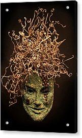 Frou-frou Acrylic Print by Adam Long