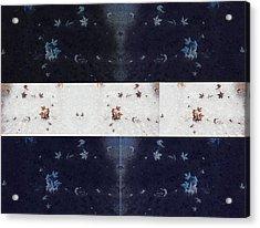 Frozen In Time Acrylic Print by Elizabeth Celio