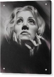 Frozen In Time Acrylic Print by Jeff Mueller