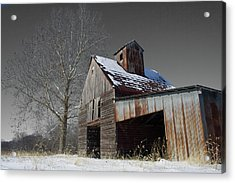 Frozen Letcher Acrylic Print