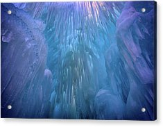 Acrylic Print featuring the photograph Frozen by Rick Berk