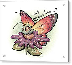 Fruit Of The Spirit Goodness Acrylic Print