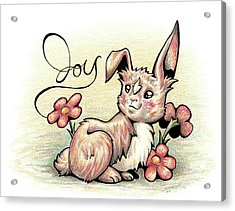 Fruit Of The Spirit Joy Acrylic Print