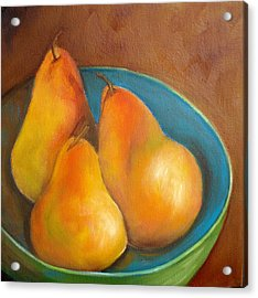 Fruit Of The Spirit--sold Acrylic Print by Susan Dehlinger