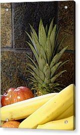 Fruit Pile Acrylic Print