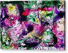 Fruit Punch Acrylic Print by Betty Lu Aldridge