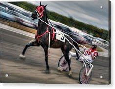 Fryburg Fair Races Acrylic Print