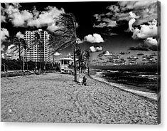 Ft Lauderdale  Acrylic Print