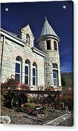 Ft. Payne Rr Station Acrylic Print