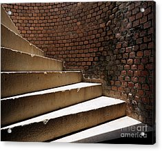 Ft. Taylor Stairs Acrylic Print