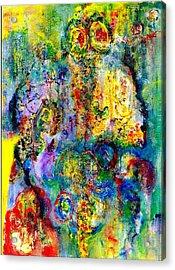 Fugacious Acrylic Print