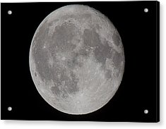 Full Moon Acrylic Print by Andre Goncalves