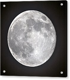 Full Moon Acrylic Print