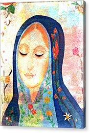 Full Of Grace Acrylic Print