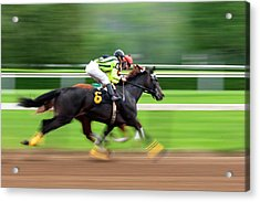 Full Stride Acrylic Print