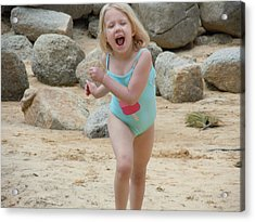 Acrylic Print featuring the photograph Fun At Tahoe by Dan Whittemore