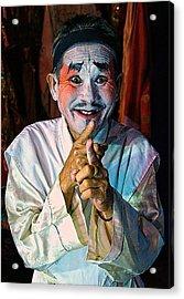 Fun At The Opera Acrylic Print by Ian Gledhill