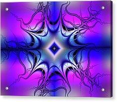 Fun Colors Acrylic Print